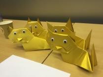The Golden Moggies